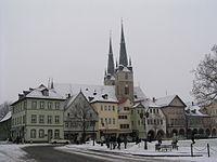 Saalfeld Markt und Joanneskirche 03.JPG