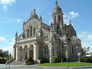 Kirche Sacré-cœur La Roche-sur-Yon
