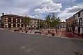 Saelices, Plaza del Parador.jpg