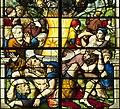Saint-Chapelle de Vincennes - Baie 0 - Les saulteraux, détail des humains fuyant (bgw17 0368).jpg