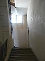 Saint-Germain-des-Prés - bâtiments paroissiaux - escalier vu du bas.jpg