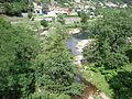 Saint-t.Sauveur-de-Montagut (Ardèche, Fr) la Glueyre débouchant dans l'Eyrieux.JPG