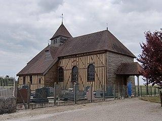 Saint-Léger-sous-Margerie Commune in Grand Est, France