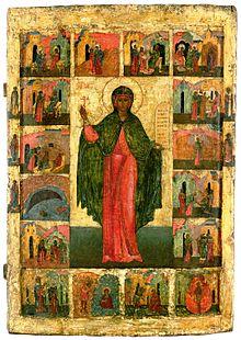 Анастасия Узорешительница — Википедия