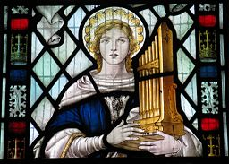 Saint Cecilia Wymondley