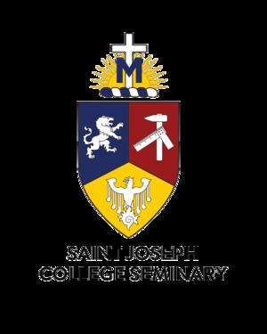 Saint Joseph College Seminary - Image: Saint Joseph College Seminary Logo