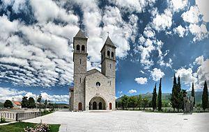 Dugopolje - Image: Saint Mihovil church Dugopolje