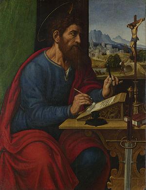Saint Paul Writing