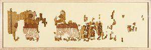 Saite Oracle Papyrus - Saite Oracle Papyrus, October 4, 651 B.C.E., 47.218.3a-j, Brooklyn Museum