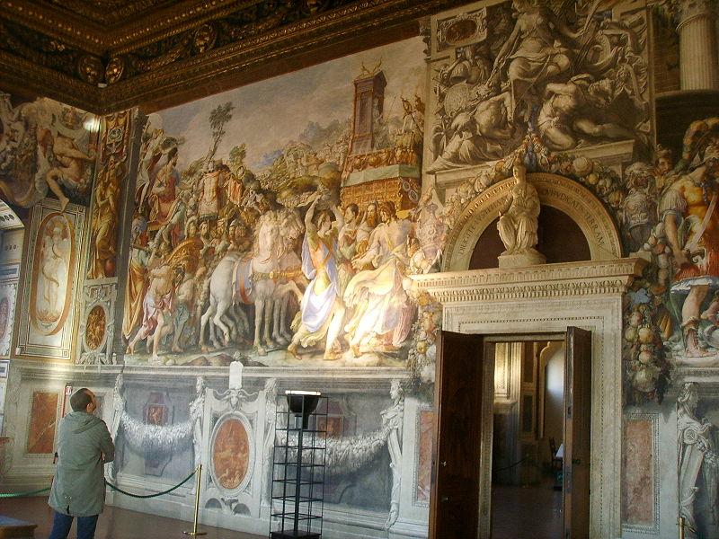 Villa Medici Firenze Bocca