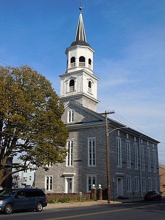 Lebanon, Pennsylvania - Salem Evangelical Lutheran Church