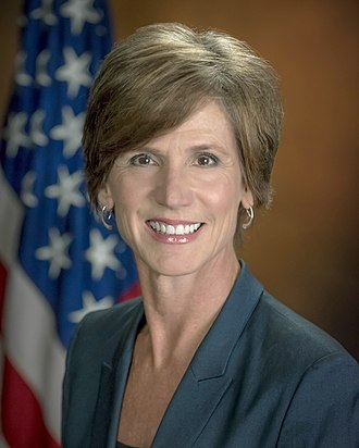 Sally Yates - Image: Sally Q. Yates