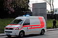 Salzburg - Münchner Bundesstraße - Rettungswagen.jpg