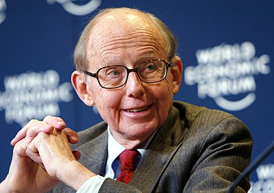 Picture of an author: Samuel P. Huntington