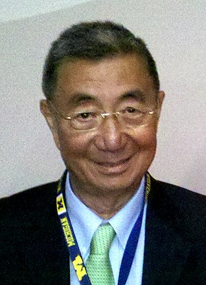 Samuel C. C. Ting - Samuel Ting after a presentation at the Kennedy Space Center in October 2010