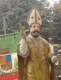 Sabinus of Piacenza Saint in the Roman Catholic church