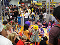 San Diego Comic-Con 2011 - kids playing in the giant pile of Lego bricks (6039244685).jpg