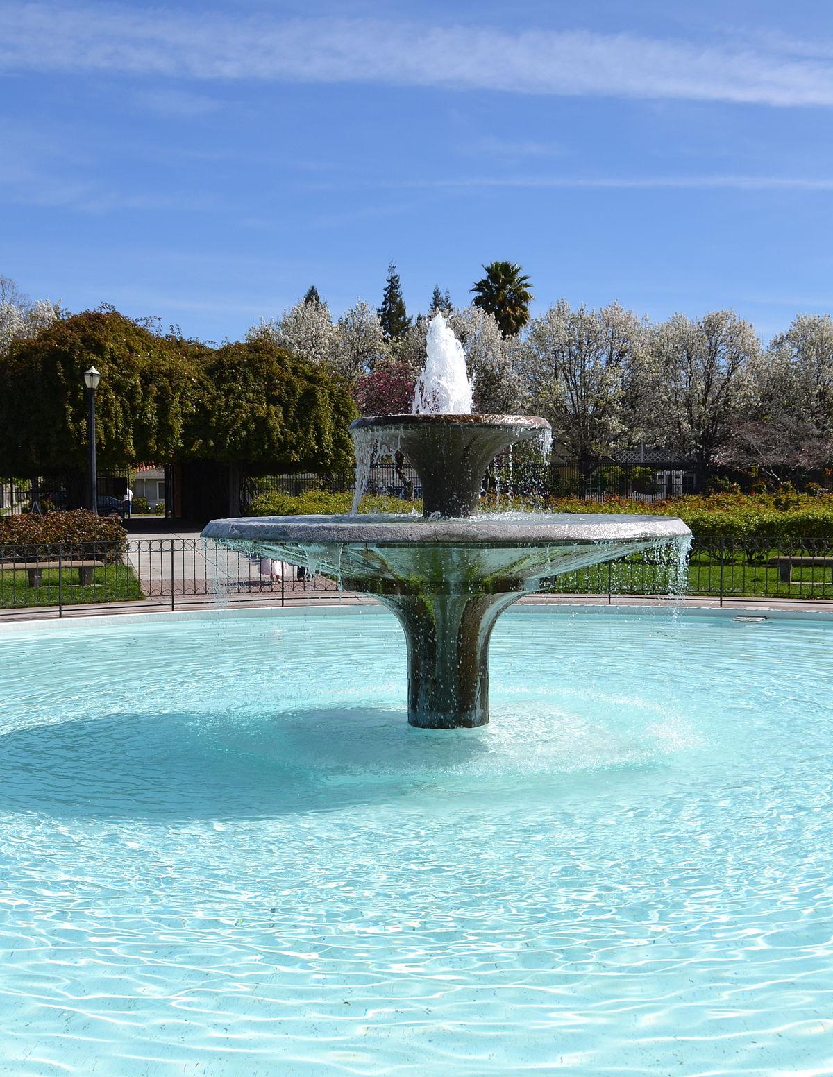 San Jose Municipal Rose Garden Wikipedia