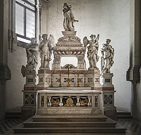 Santa Giustina (Padua) - Chapel of Saint Felicity