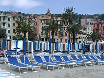 Santa Margherita Ligure, Liguria, italy