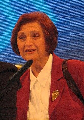 Sara Japhet - Image: Sara Yefet 1
