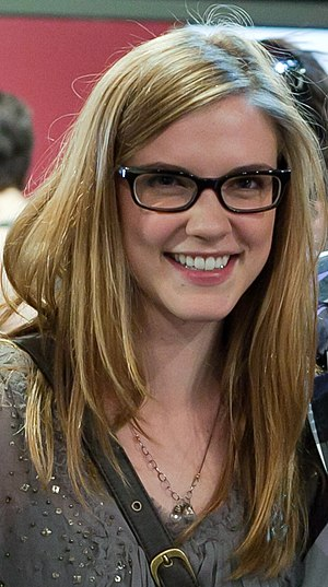 Sara Canning - Canning in May 2011