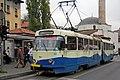 Sarajevo Tram-207 Line-3 2011-10-28 (2).jpg