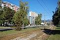 Sarajevo Tram-Line Hotel-Bristol 2011-10-16 (4).jpg