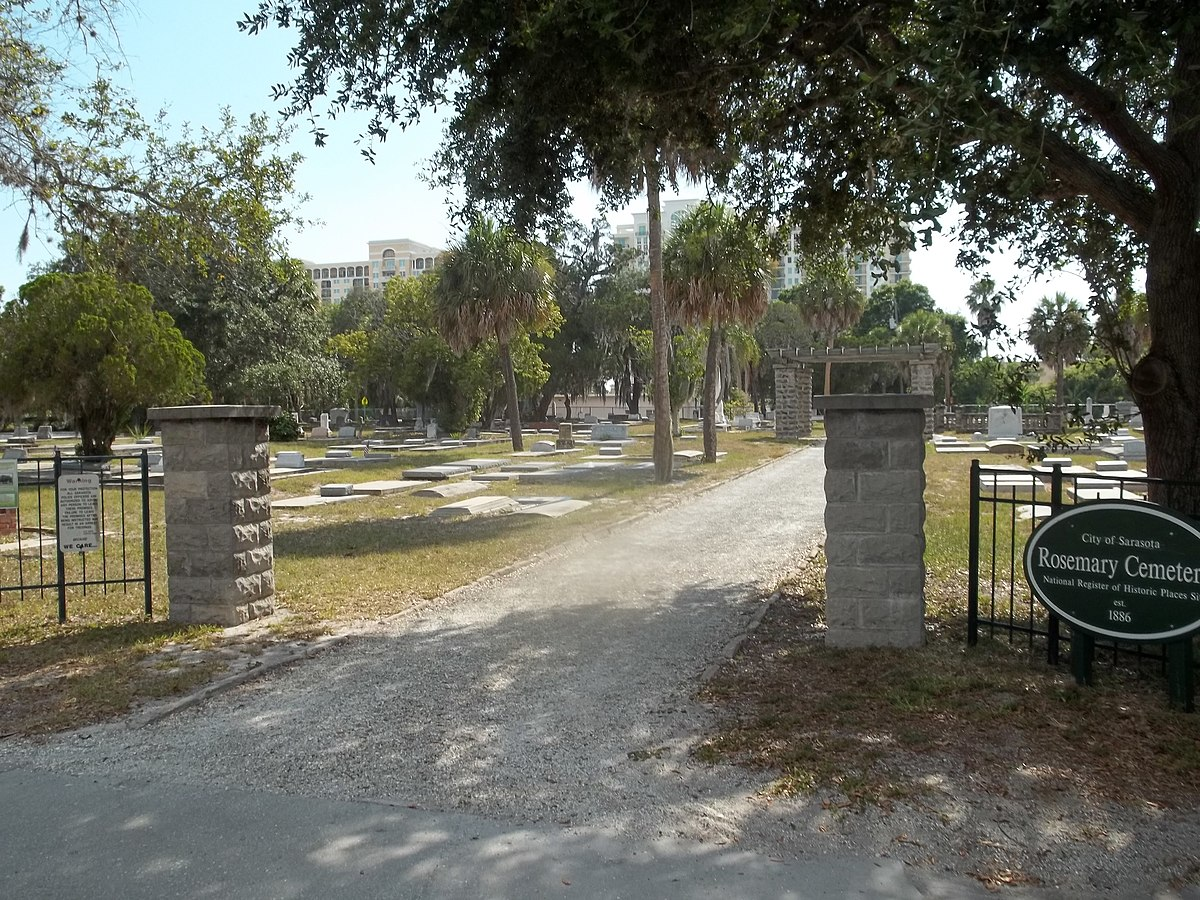 Rosemary Cemetery Wikipedia