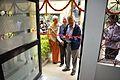 Saroj Ghose Cut the Ribbon - Science Cultivation Centre Opening - Swami Akhandananda Science Centre - Ramakrishna Mission Ashrama - Sargachi - Murshidabad 2014-11-29 0398.JPG