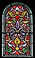 Saulnières (35) Église Saint-Martin - Intérieur - Vitrail - 09.jpg