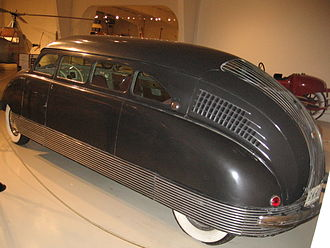 Fastback - 1935 Stout Scarab