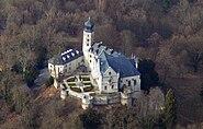 Schloss Callenberg Luftbild