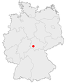 Schmalkalden mapa turingia.png