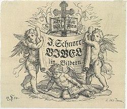 Julius Schnorr von Carolsfeld: Die Bibel in Bildern