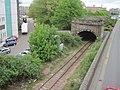 Schoolhill railway station (site), Aberdeen (geograph 5410459).jpg