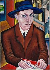 Schrimpf, Georg - Portrait Oskar Maria Graf - Google Art Project.jpg