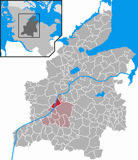Schülp bei Rendsburg Place in Schleswig-Holstein, Germany