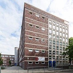 Schule Beim Pachthof (Hamburg-Horn).Klassenflügel.13081.ajb