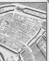 schutterskaart van omgeving gemeente archief amsterdam - amsterdam - 20014441 - rce