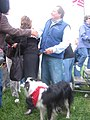 Schweitzer And His Dog (2859862193).jpg