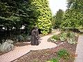 Sculpture found in Tannaghmore Gardens Near Lurgan. - geograph.org.uk - 1223856.jpg