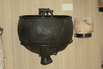 Castelu - Image: Scytian Bowl