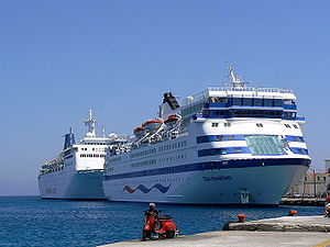 MS Sea Diamond Wikipedia - What was the last cruise ship to sink