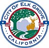 Official seal of Elk Grove, California