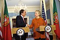 Secretary Clinton Shakes Hands With Portuguese Foreign Minister Portas 01.jpg