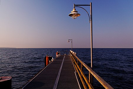 Pier, Göhren, Rügen