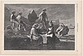 Seesaw, Gloucester, Massachusetts – Drawn by Winslow Homer (Harper's Weekly, Vol. XVIII) MET DP875353.jpg