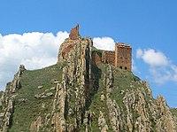 Segura-d-l-b3 (cropped) Castillo de Segura de los Baños.JPG