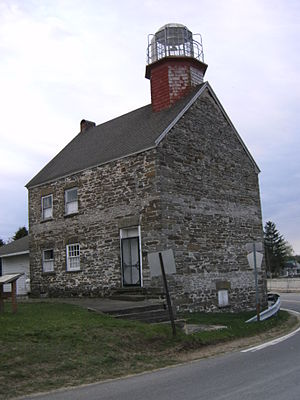 Pulaski, New York - Selkirk lighthouse